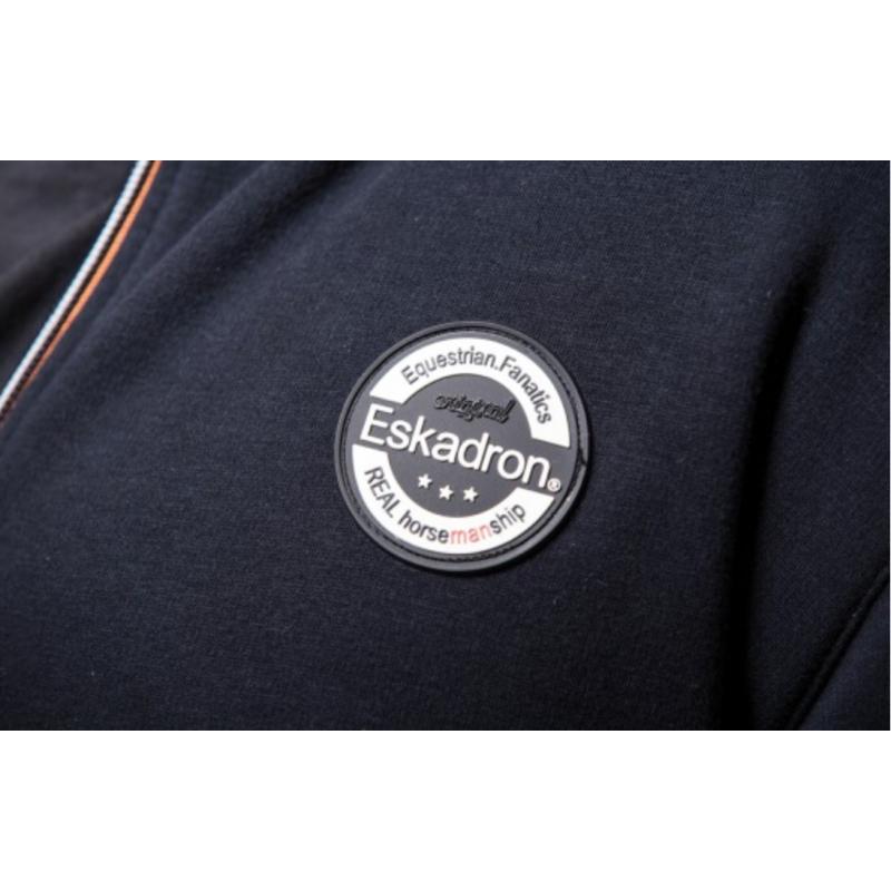 Eskadron Fleece Zip-Shirt Men Nick