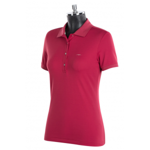 ANIMO Biarritz/18 Woman short sleeves polo