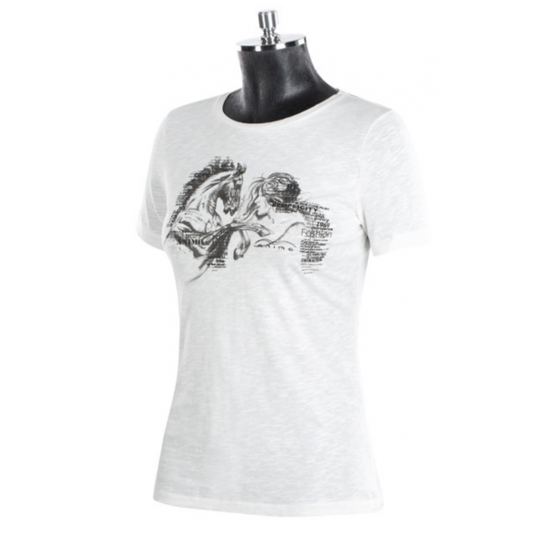 ANIMO Flavia Woman Cotton T-shirt