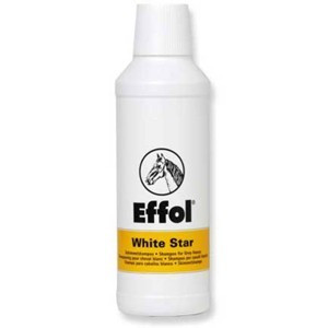 Effol White Star Shampoo 500ml inkl. borste