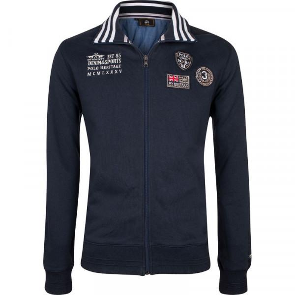 998fa2bd133 Classic Unisex Sweatjacket hoodie Kingsland