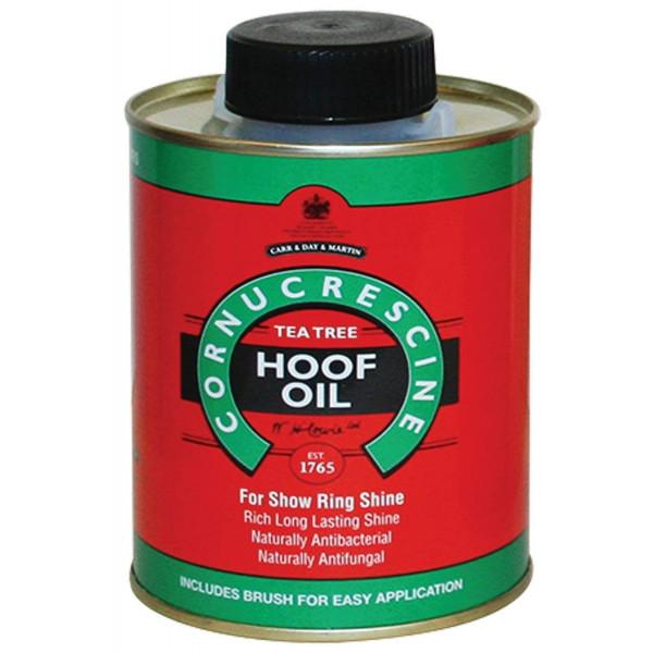 Cornucresine Hoof Oil tea tree 500 ml grön