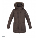 Lews Unisex Long Down Parka Kingsland brown