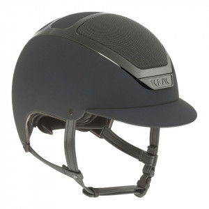 KASK DOGMA CHROME LIGHT ANTHRACITE Ridhjälm