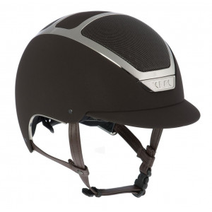 KASK DOGMA CHROME LIGHT BROWN- Ridhjälm
