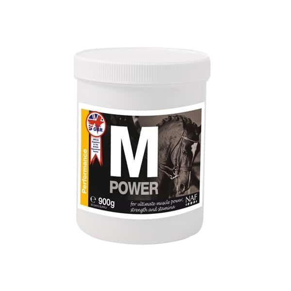 NAF M-power