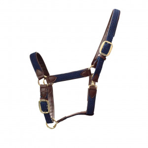Kentucky Plaited Nylon Halter Transportgrimma