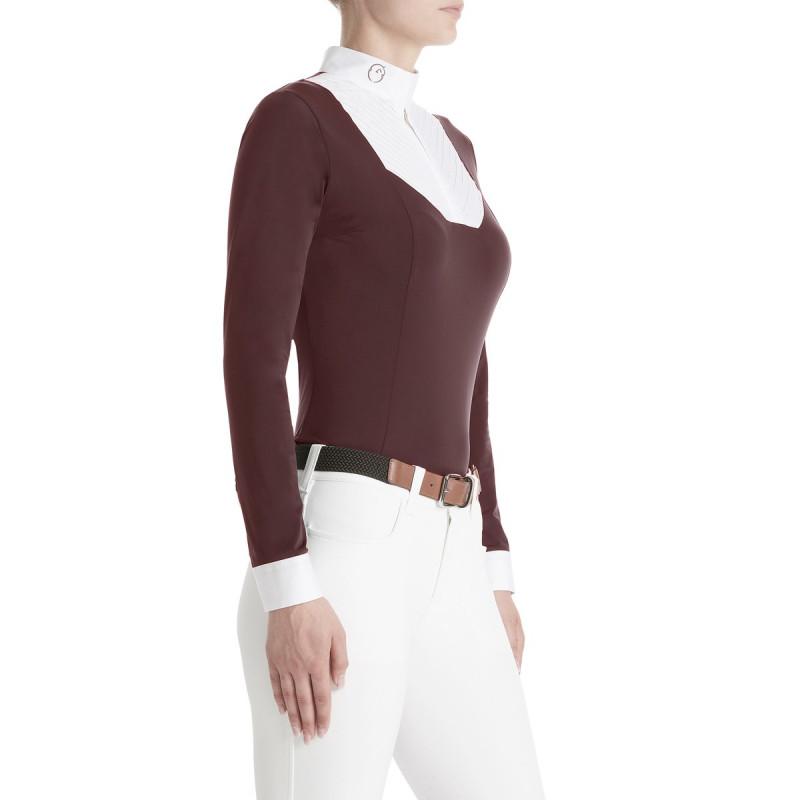 Vestrum LAVAL tävlingsskjorta dam lång ärm