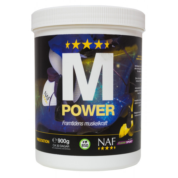 NAF Five Star M-power 900 g