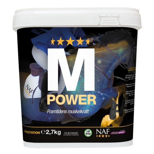 NAF Five Star M-power 2,7 kg