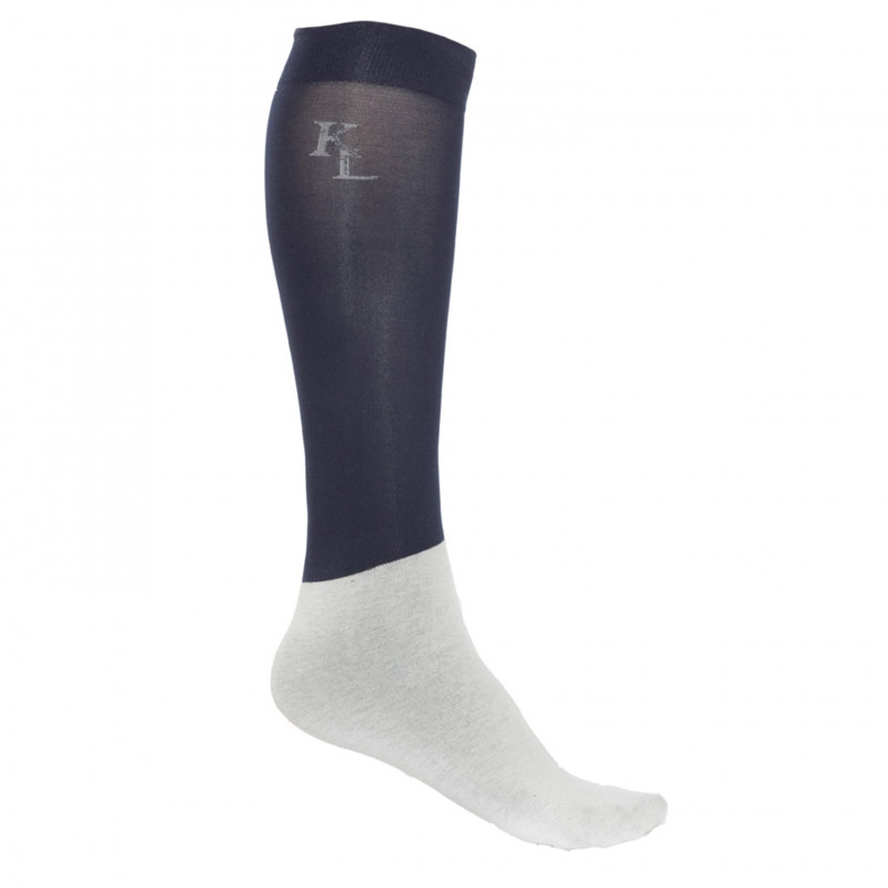 Kingsland Show socks 3-p navyblue