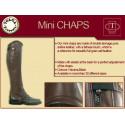 Minichaps Full Grain - Tolga