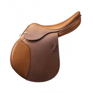 "Renaissance Hoppsadel ""F"" Flatseat French leather"