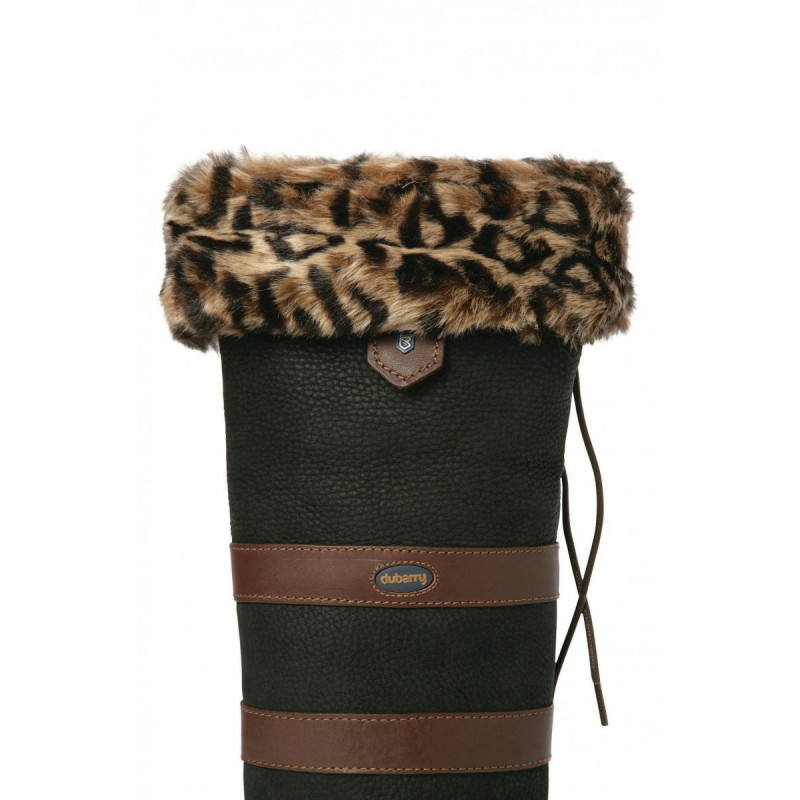 Dubarry Boot Liners Leopard