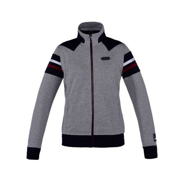 Aspe unisex Sweatjacket Kingsland