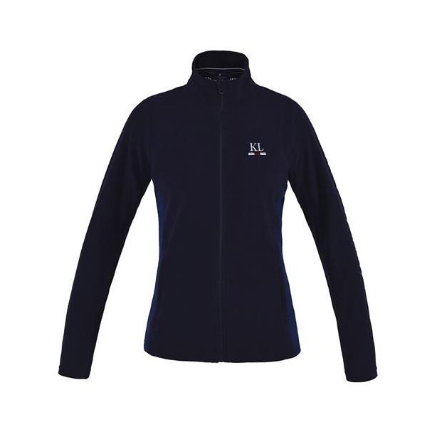 Alicante Ladies Micro Fleece Jacket Kingsland