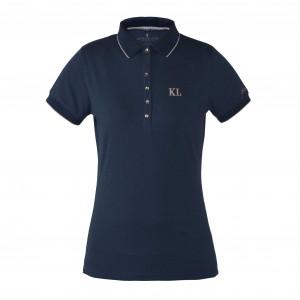 KL Manilva ladies Cotton Polo Shirt pikétröja bomull Kingsland
