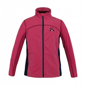 Malaga Junior Micro Fleece Jacket Kingsland