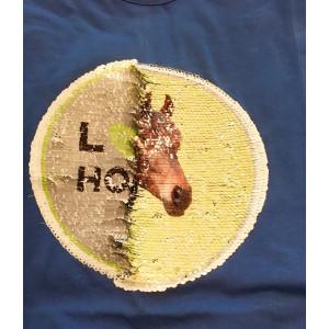 Barntröja magisk Caliber Red Horse HORKA