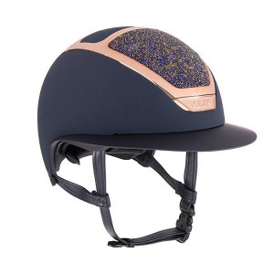 KASK Star Lady Ridhjälm Everyrose Swarovski Midnight Special Edition