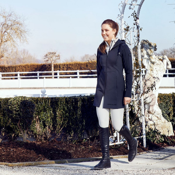 Katja W E-Tec K-grip Pull On Breeches damridbyxa knägrip Kingsland