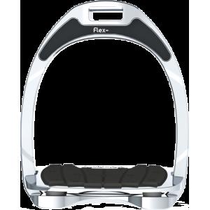 Silver frame iug Silver footbed with Grey Elastomers, finns att beställa som egen produkt.