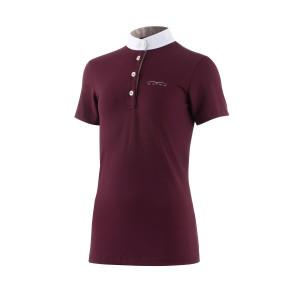 Animo Betta tävlingsskjorta junior med kort ärm
