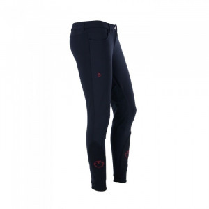 Ridbyxa New Grip System breeches Cavalleria Toscana Navy 7001