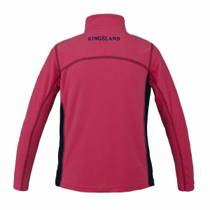Malaga Junior Micro Fleece Jacket Kingsland rosa
