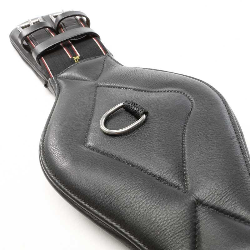 Comfort anatomisk dressyrgjord med elastik Supersoft Kavalkade