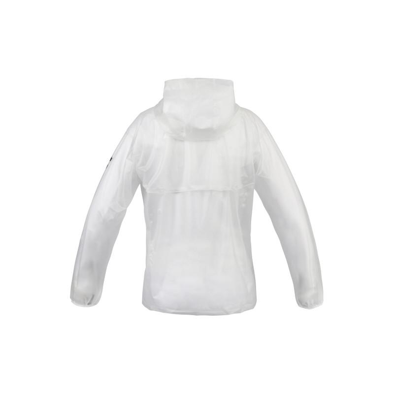 Classic Rain Jacket Transparent Unisex Kingsland är en genomskinlig regnjacka från Kingslands Classic kollektion.