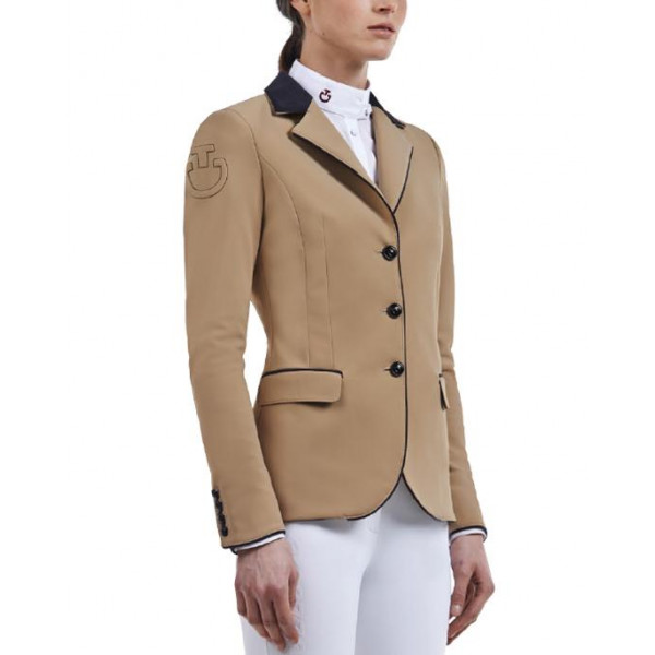 GP Perforated Riding Jacket ridkavaj dam Cavalleria Toscana