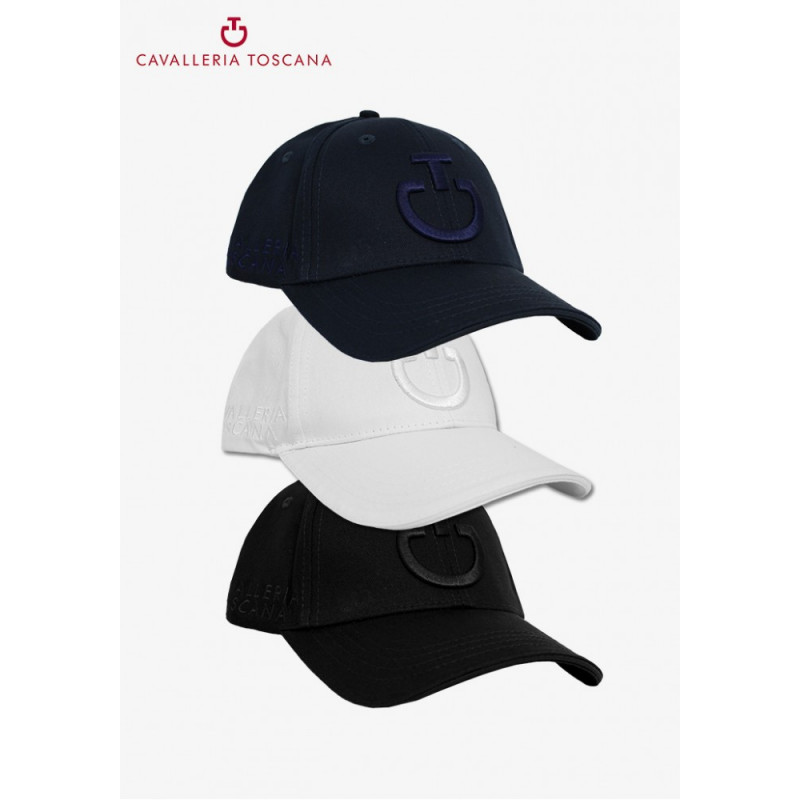 CT Cap unisex keps Cavalleria Toscana