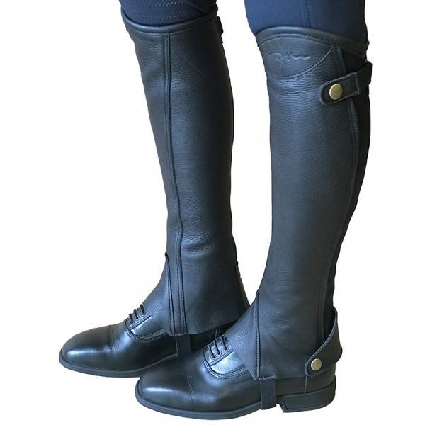 svarta dyon comfort confort shortchaps minichaps
