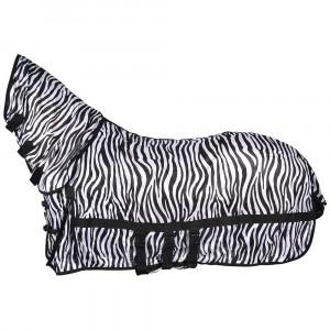 Flugtäcke med hals Zebra Hansbo
