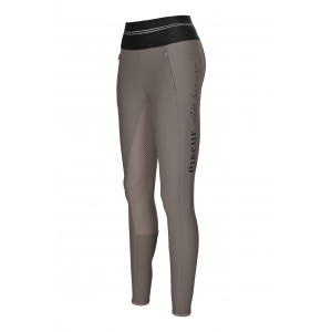 Pikeur Gia Grip Athleisure helskodda ridbyxtights Taupe