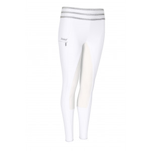 Pikeur Ida Grip Athleisure ridbyxtights junior WHITE