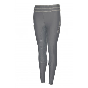 Pikeur Ida Grip Athleisure ridbyxtights junior GREY