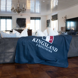 Kingsland Fleece Blanket...