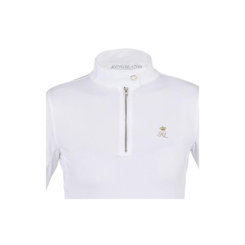 Kingsland Hahira Show Shirt tävlingsskjorta dam