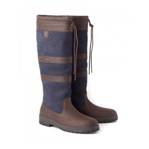Galway Country Boots Dubarry - Navy/Brown