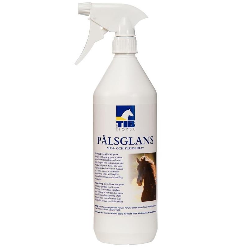 Pälsglans TIB Horse 1 l med spraypump