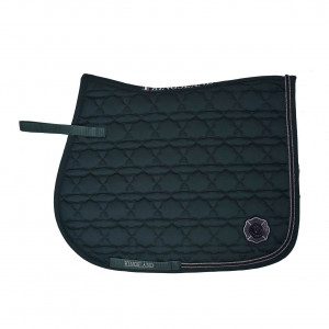 420 Green Scarab KLkenai Saddle Pad Coolmax Hoppschabrak Kingsland