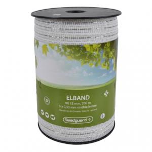 Elband Standard  Swedguard 13 mm 200 m nya förpackningen.