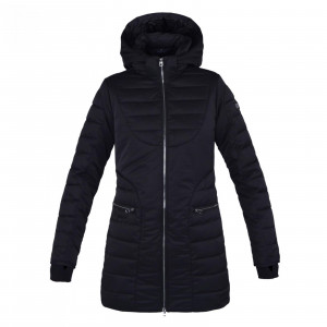 Bettina Ladies Long Insulated Jacket Kingsland