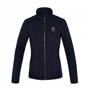 KLadak Ladies Fleece Jacket Kingsland