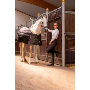 Stable Rug Fauxfur Neck stalltäcke Eskadron Heritage Collection 19-20