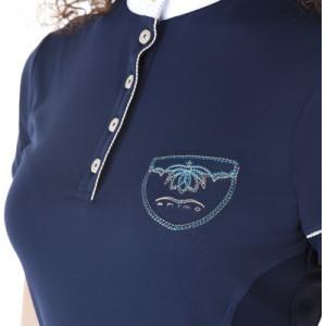 Tävlingsskjorta Bont Ombra - Animo