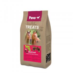 Pavo Healthy Treats Hästgodis 1kg Beetroot (rödbeta)