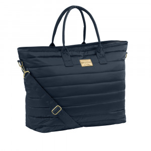 Eskadron Glossy Shopper Bag Väska NAVY FW19-20